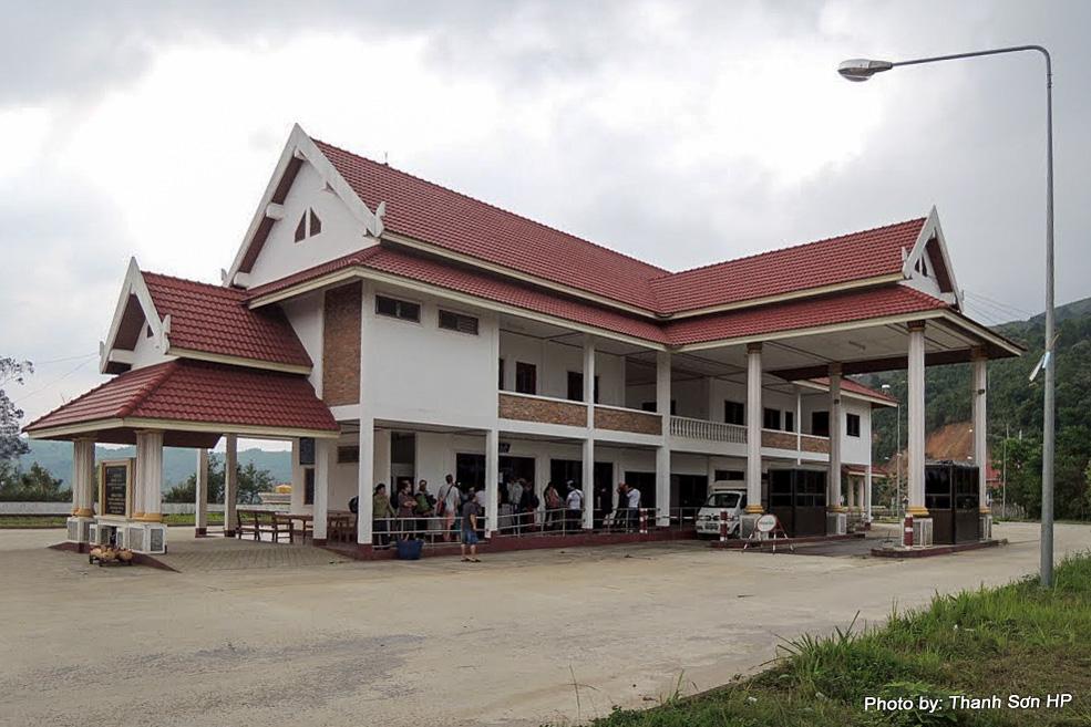 Frontiera Laos