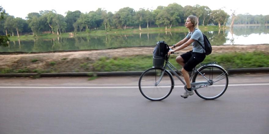 Bicicletta-Angkor