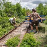 Bamboo Train 02