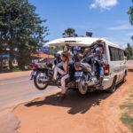 Mezzi pubblici Cambodia