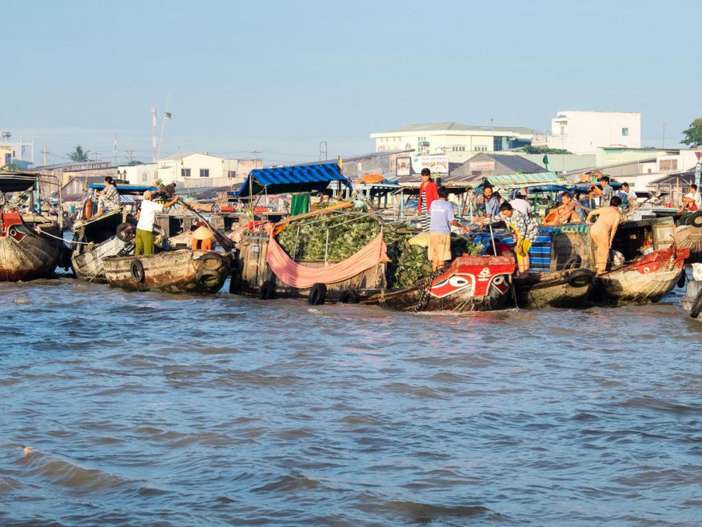 Mercato gallegiante
