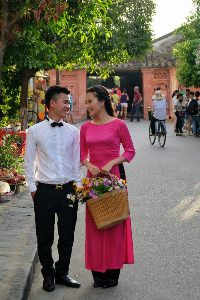 Hoi An - sposi