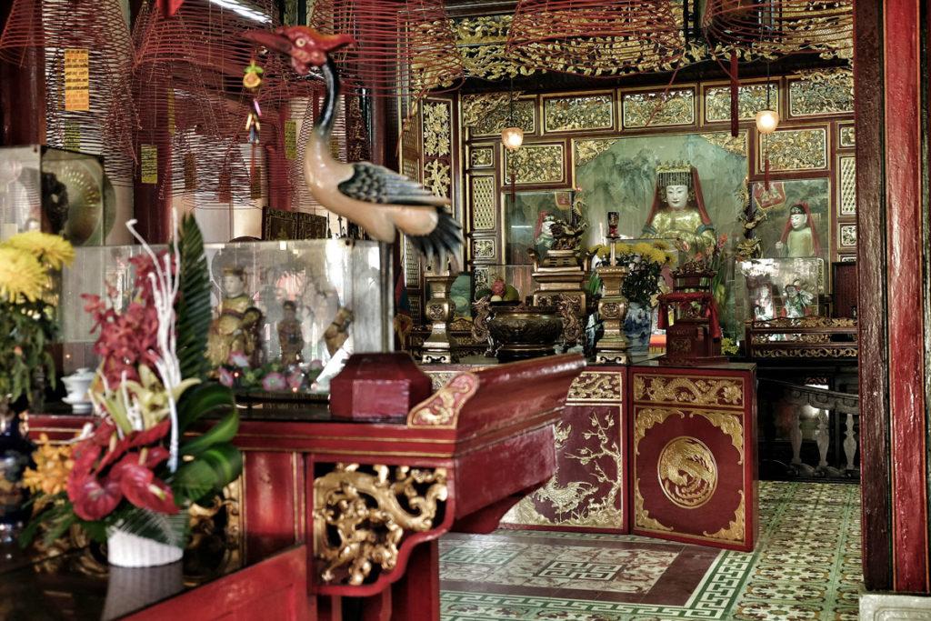 Hoi An - tempio