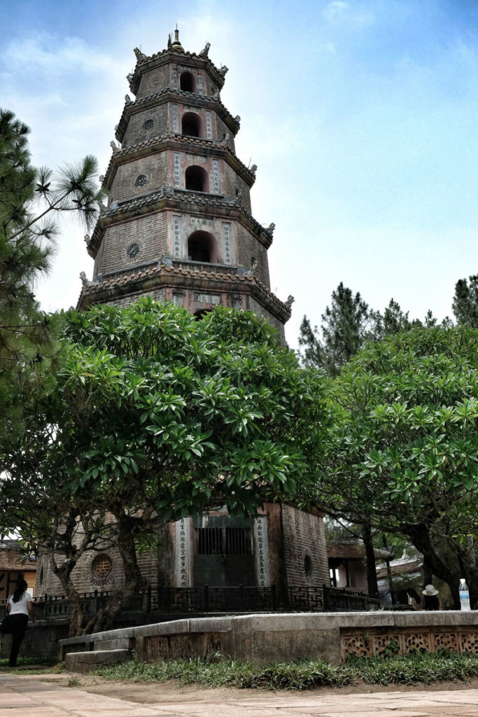 Huè - Torre Thien Mu