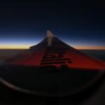 Alba - aereo