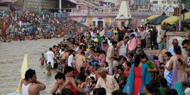 Haridwar copertina