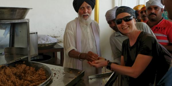 Amritsar Rituale 02