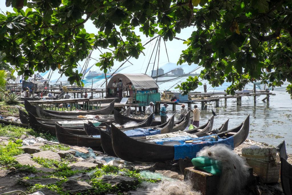 Kochi - pescatori