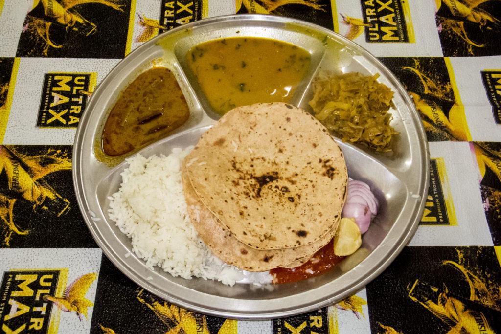 Aurangabad 14-Thali