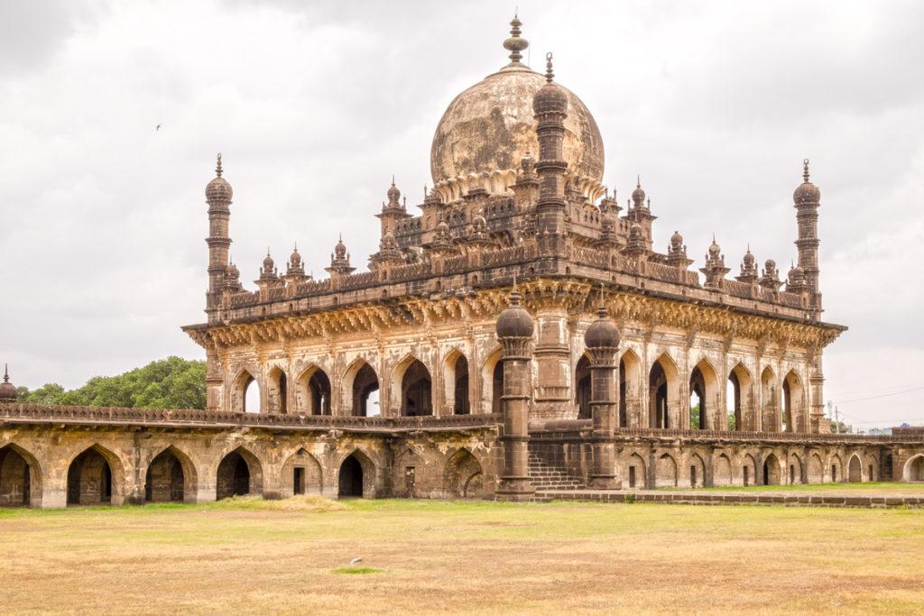 Bijapur-Ibrahim-Rouza-12