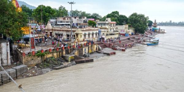 View of Ganga