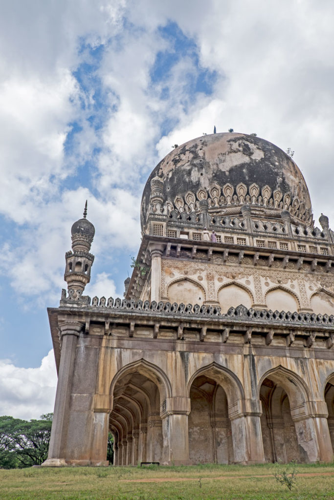 Hyderabad-11-The-Qutb-Shahi-Tombs