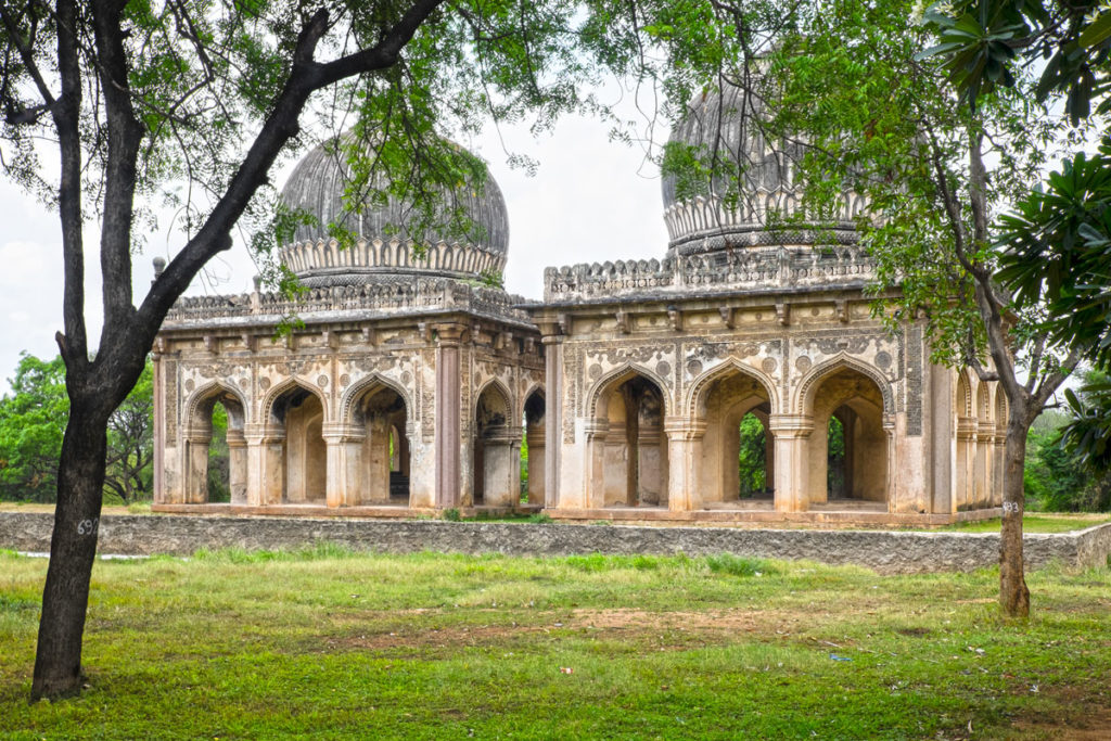 Hyderabad-21-The-Qutb-Shahi-Tombs