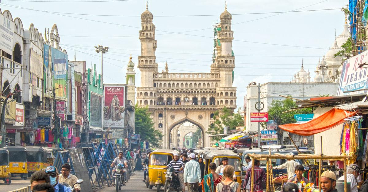Hyderabad-Copertina