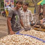 Street market 12 Mumbai
