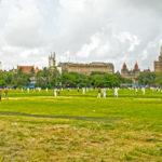 Daily life 02 Cricket players Mumbai