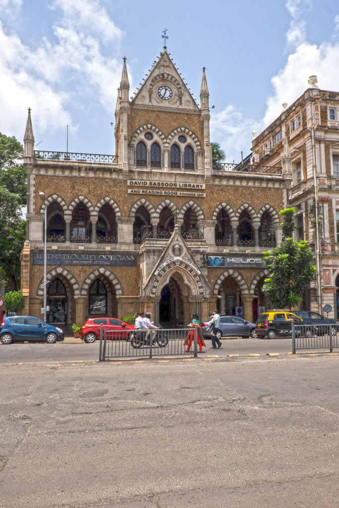 David Sassoon Library&Reading Mumbai