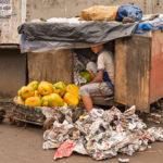 Dharavi slum 49 Mumbai