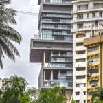 Modern building Mumbai