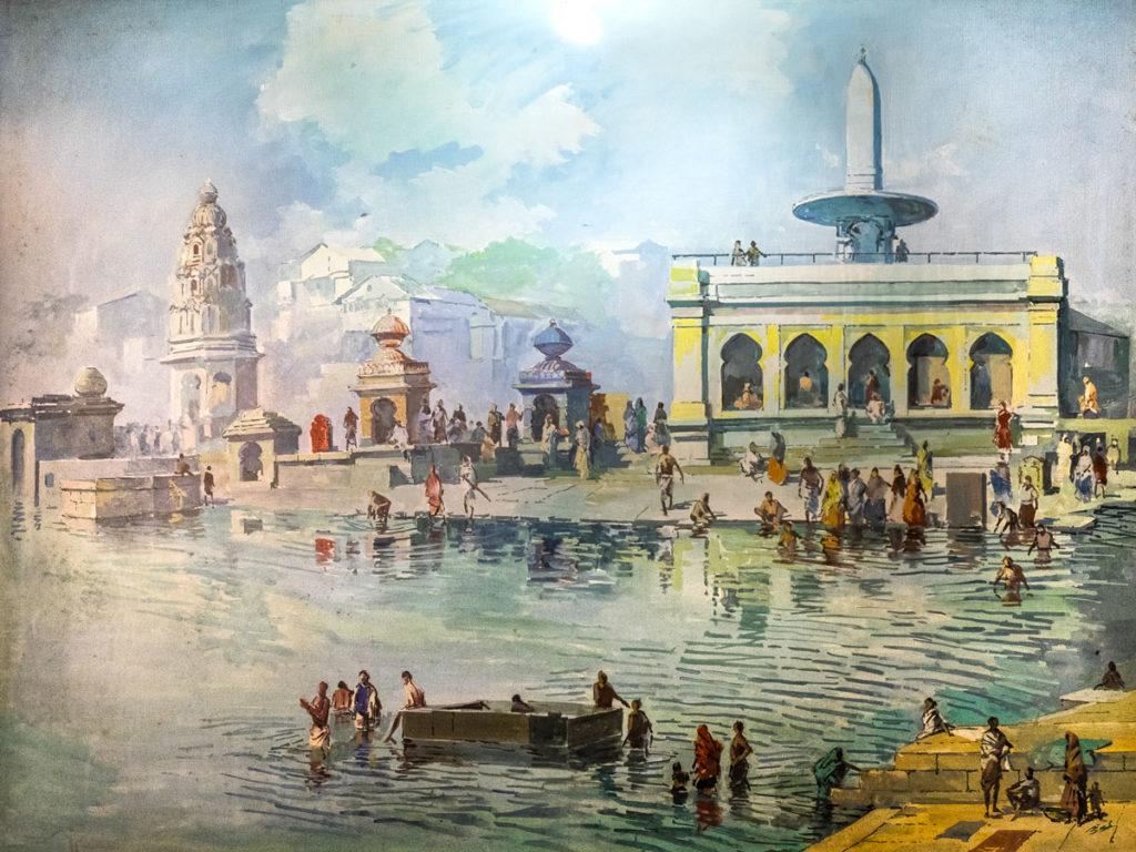 Nasik painting Ramkund