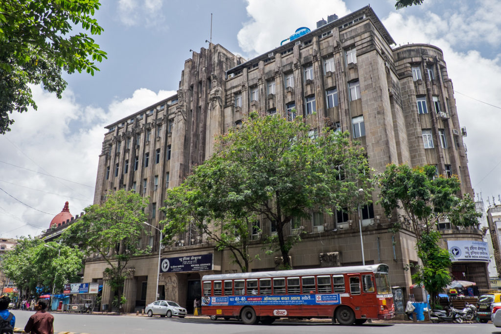 New India Assurance Company Building Mumbai