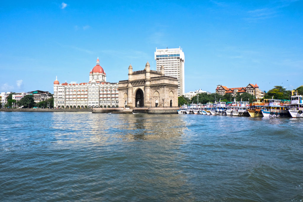 Taj Mahal Palace - Gateway of India 04 Mumbai