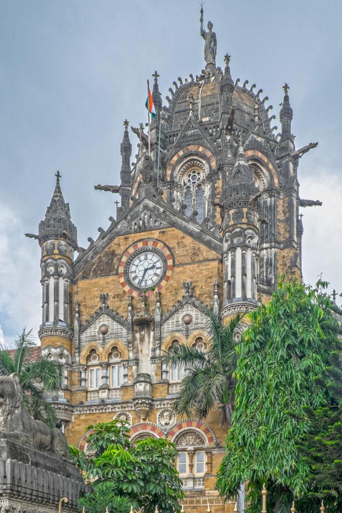 Victoria terminus 01 Mumbai