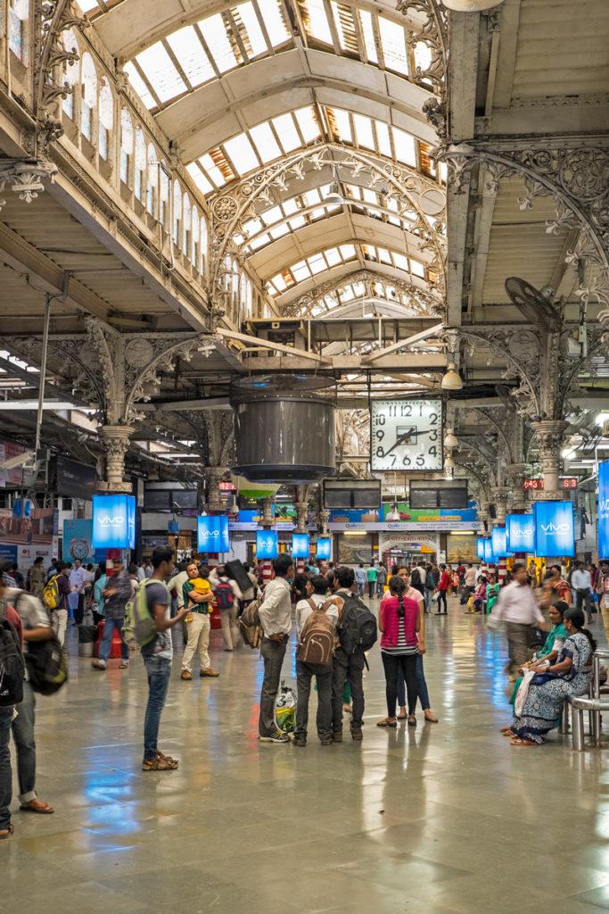 Victoria terminus 02 Mumbai