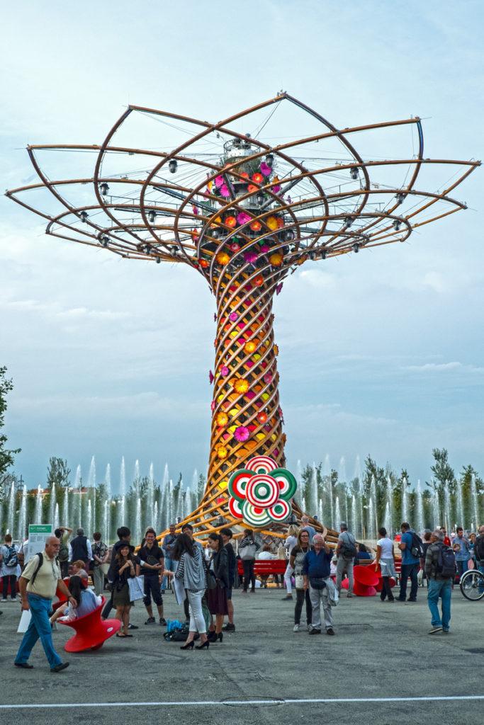 Tree of life n1 Expo Milano 2015