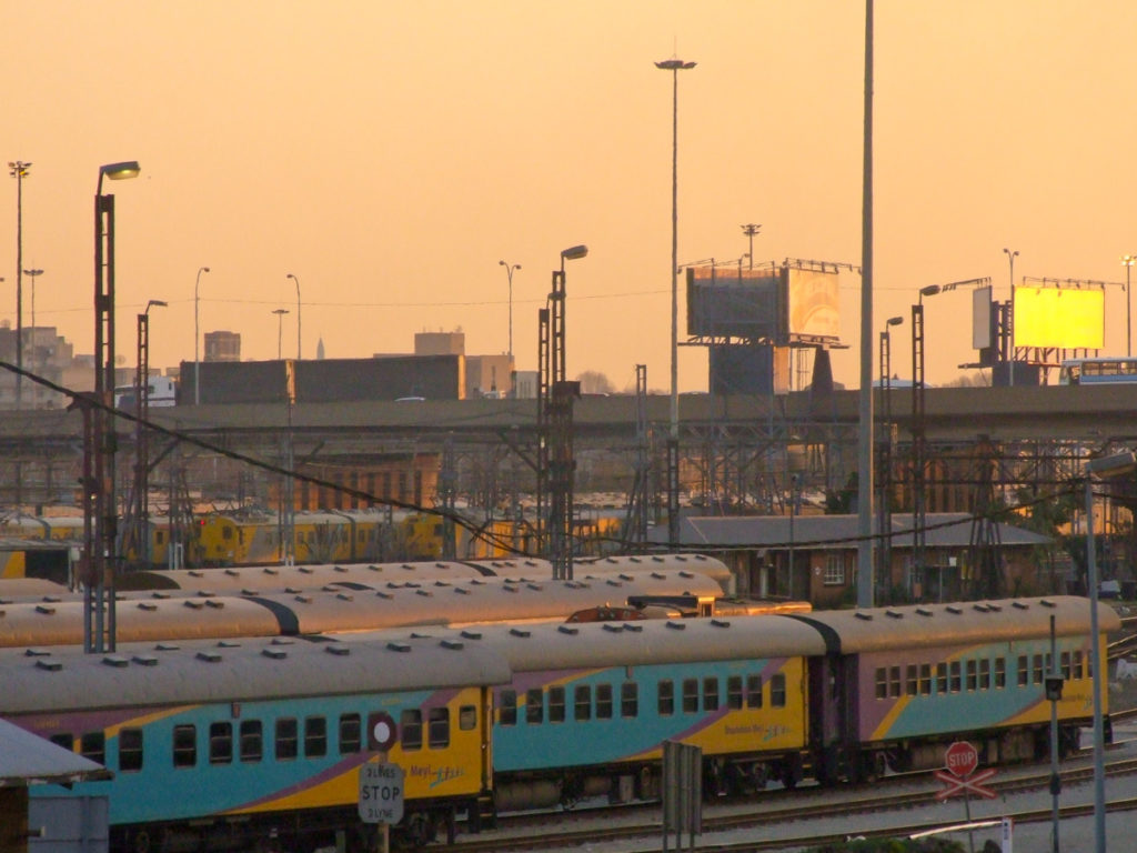 Johannesburg-train-station