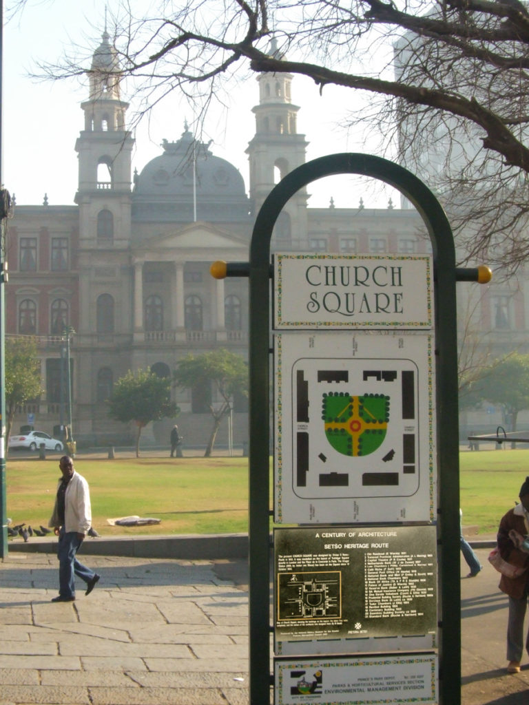 Pretoria-Church-square