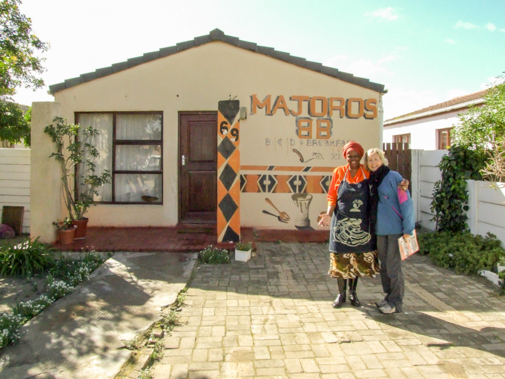 Cape Town - township B&B
