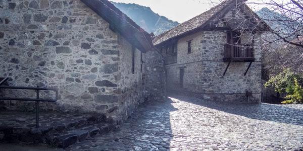 Agios Ioannis Lambadistis Monastery – Cipro (1)
