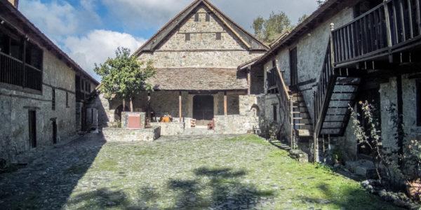 Agios Ioannis Lambadistis Monastery – Cipro (3)