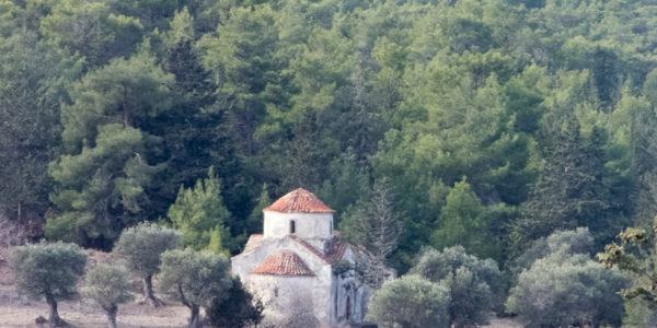 Church – Kyrenia – Cipro