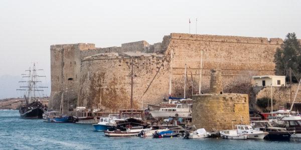 Kyrenia Castle 01