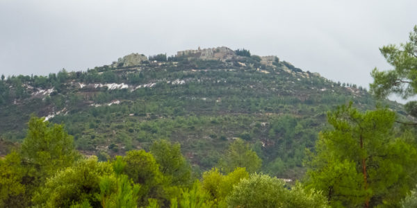 Stavrovouni Monastery 05