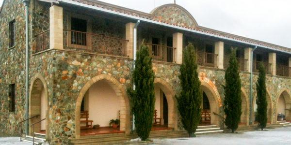 Stavrovouni Monastery 02