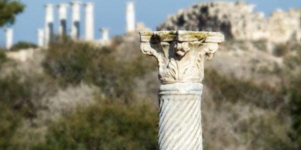 Cipro – Salamis Ancient City