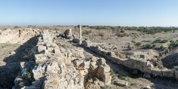 Cipro – Salamis Ancient City
