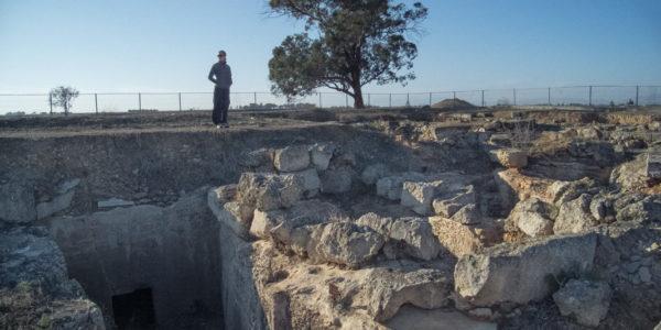 Famagosta – Royal Tombs 03