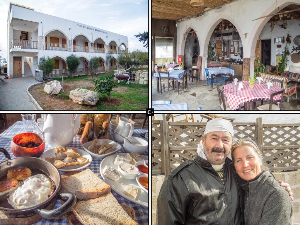 Penisola di Karpaz - Ikon Muzesi - The Nitovikla Garden Hotel - Cipro