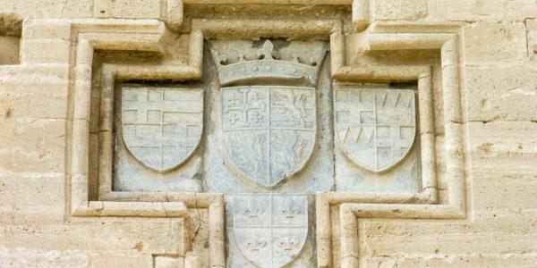 Kolossi Castle araldica