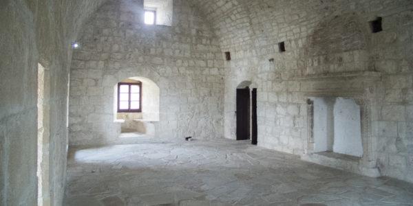 Kolossi Castle interno