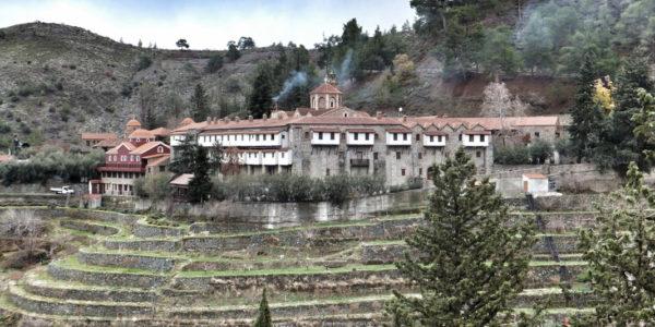 Machairas Monastery Cipro 2