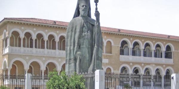 Archbishop Makarios III Statue