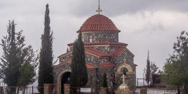 Stavrovouni Monastery 06