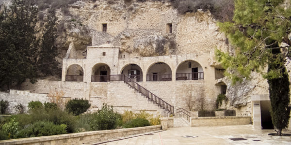 The Monastery of Saint Neophytos Cipro (1)