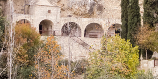 The Monastery of Saint Neophytos Cipro (12)