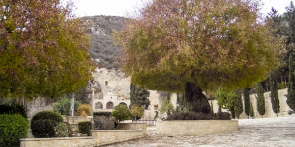 The Monastery of Saint Neophytos Cipro (2)